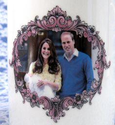Princess Charlotte Birth Mug Adderley William And Kate English 2015 Photo English Bone China