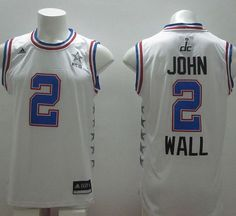 82a75c6df Washington Wizards John Wall East All-Star White