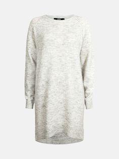 Grå - Comfy sweater/dress