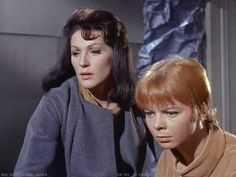 Number One is gorgeous--Majel Barret was gorgeous--God save the Empress of Star Trek--HAIL THE EMPRESS. (*cymbals crash*)