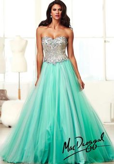MacDuggal 64640H at Prom Dress Shop