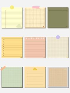 Bullet Journal Writing, Bullet Journal Ideas Pages, Bullet Journal Inspiration, Mises En Page Design Graphique, Note Doodles, Good Notes, Journal Stickers, Aesthetic Stickers, Note Paper