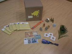Asia Continent Box