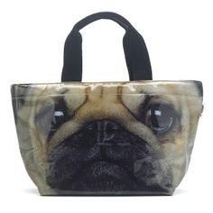 Catseye, Pug Bucket Bag. - Cat and Dog Crazy
