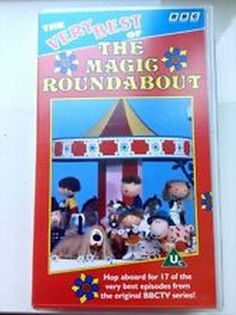 Pin by Deborah McBride on The Magic Roundabout | Pinterest