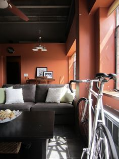 Erin & Chris' Industrial Heritage Hill Condo -- House Tour