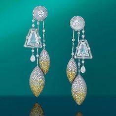 Solid 925 Sterling silver new fashion long Dangle earrings Cz Jewelry Gift Women #NIKI #DropDangle