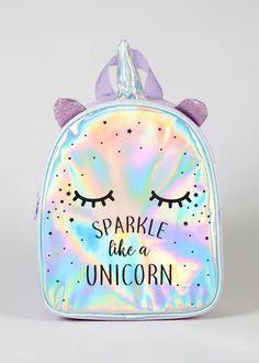 Unicorn - Girls Clothing & Accessories, Page 2 – Matalan Unicorn Fashion, Unicorn Outfit, Cute Unicorn, Unicorn Costume, Girls Lunch Bags, Girls Bags, Cute Mini Backpacks, Girl Backpacks, Trendy Backpacks