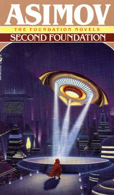 Third book in the Foundation series ... last of the original trilogy #Asimov