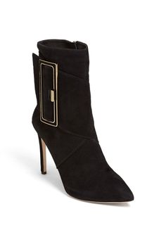 The Ankle Boot Via Spiga Wright Boot, $425; nordstrom.com   Read more: 80 Leather Boots for Fall 2013 - Women's Designer Fall Boot Guide - ELLE  Follow us: @ElleMagazine on Twitter   ellemagazine on Facebook  Visit us at ELLE.com