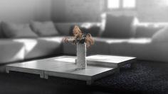 BETON Blumensäulen | Beton Design | Pinterest | Beton Design, Designs Und  Ideen
