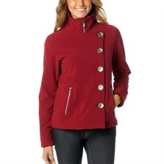 prAna Martina Jacket $159, Re-Pin to win!   #fashion #travel #style @prAna