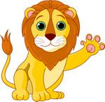 #56423 Royalty-Free (Rf) Clip Cute Lion, Printable Animals, Digi Stamps, Tweety, Lions, Safari, Pikachu, Royalty, Clip Art