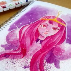 Princess Bubblegum - from Pixalry