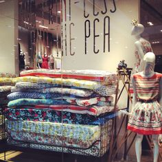 Oasis s/s12 - visual merchandising