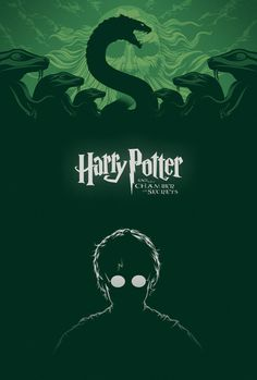 Harry Potter & the Chamber of Secrets Art Print by Cameron K. Lewis | Society6