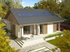 Wizualizacja AC Rafael G1 30 STOPNI CE Design Case, Small House Plans, Tiny House, Construction, Interior, Outdoor Decor, Home Decor, Wooden Houses, Flat