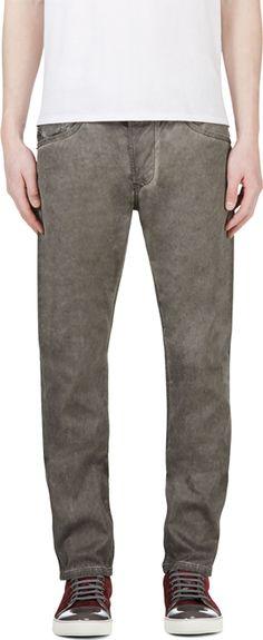 Diesel - Grey Darron-A Jeans