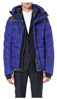 Moncler Rodenberg Quilted Jacket