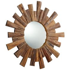 $280.00 Wheelhouse Reflection Mirror