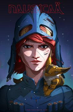 Nausicaa by tomasoleksak.deviantart.com on @DeviantArt