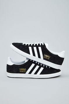 Not an actual gazelle. Just a great pair of kicks from Adidas