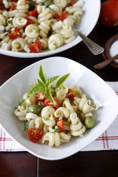 20 Easy Pasta Recipes