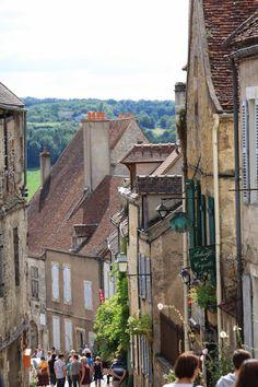 HerzStück, Burgund, Burgundy, France, Frankreich, Vézelay