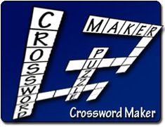 Crossword Puzzle Maker - Great for vocabulary!  This site also has Fill-in-the-Blank, Matching, and other worksheet generators!