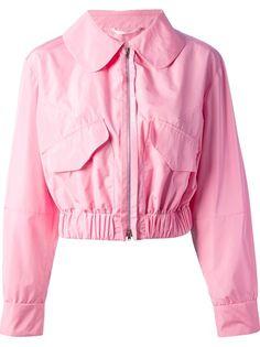 CARVEN cropped jacket