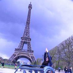 { Paris et moi パリとわたし } パリに行ったら したいこと⑳パリ旅を振り返ろう!(終) Tower, Paris, Building, Travel, Viajes, Lathe, Buildings, Traveling, Trips