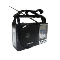Pensonic Crossover Rechargeable Radio with USB Light #onlineshop #onlineshopping #lazadaphilippines #lazada #zaloraphilippines #zalora