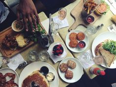 Brooklyn visual diary pt. 2 | silverstories blog - brunch at Putnam's in Brooklyn