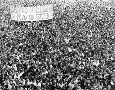 Campaign against dictatorship in Brazil, 1970s