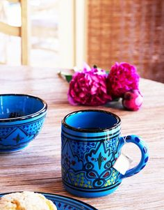First Look: Lauren Conrad's New Ceramics Collection via @domainehome