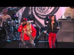 "Big Boi Performs ""CPU"" Live on Jimmy Kimmel"