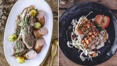 Krumkaker - Oppskrift - Godt.no Tacos, Mexican, Chicken, Meat, Ethnic Recipes, Food, Ribe, Cilantro, Essen