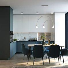Kitchen Room Design, Modern Kitchen Design, Interior Design Kitchen, Kitchen Decor, Casa Park, Kitchen Modular, Modern Kitchen Interiors, Living Room Sofa Design, Küchen Design