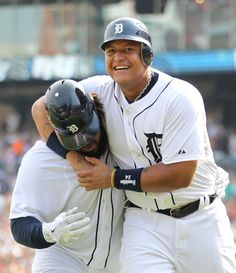 Miggy & Prince, Detroit Tigers