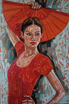 sevilla Mosaic Art --via Mosaico Vega