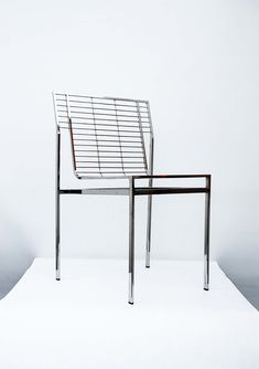 Semi Chairs - Wesley Walters