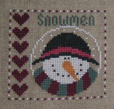 snowman Val's Stuff