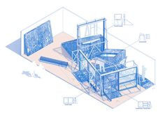 Colores para planos de proyectos relacionados con azulejos.