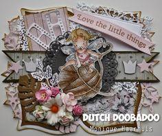 Dutch Doobadoo: Dutch Doobadoo Challenge Februari