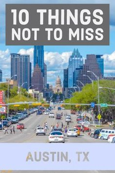 Things to do in Austin, Texas | Austin attractions.