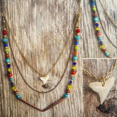 Hey, I found this really awesome Etsy listing at https://www.etsy.com/listing/484413366/colorful-bohemian-style-sharks-tooth