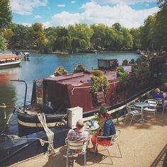 #littlevenice #paddington #london #travel #holidays
