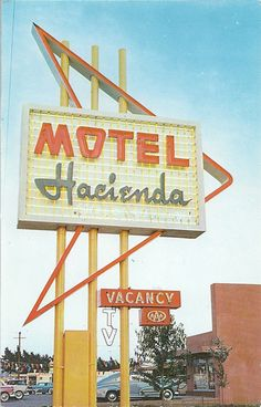 1000+ images about Vintage Motels on Pinterest | Vintage Postcards ...