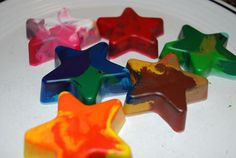Recicla los colores cera de tus pequeños 3