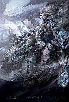 Guild Wars 2 Norn Svanir Female